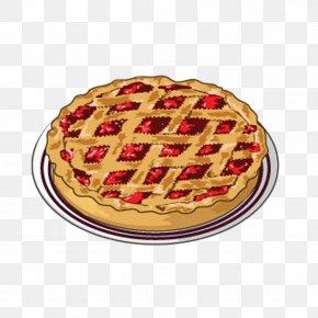 Pizza - Apple Pie Tart Cherry Pie Blueberry Pie Strawberry Pie PNG