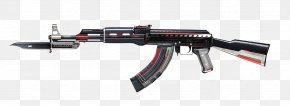 Gun Ak 47 - Trigger Airsoft Guns Firearm Car PNG