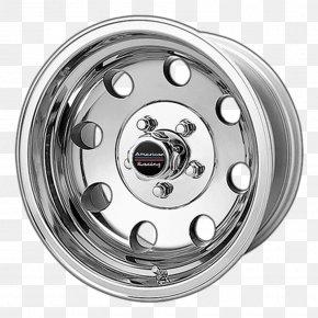 Wheel Rim - Car American Racing Rim Custom Wheel PNG