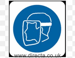 Face Shield - Face Shield Personal Protective Equipment Occupational Safety And Health Sign PNG