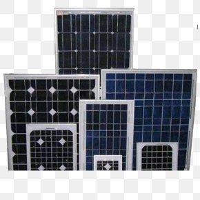 Solar Panel - Solar Energy Solar Panels Solar Power Photovoltaics PNG