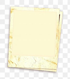 Rectangle Beige - Yellow Paper Paper Product Beige Rectangle PNG