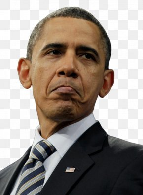 Barack Obama - Barack Obama President Of The United States Patient Protection And Affordable Care Act Frown PNG