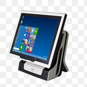 Pos Terminal - Intel Core 威霸科技有限公司 Touchscreen Multi-core Processor PNG