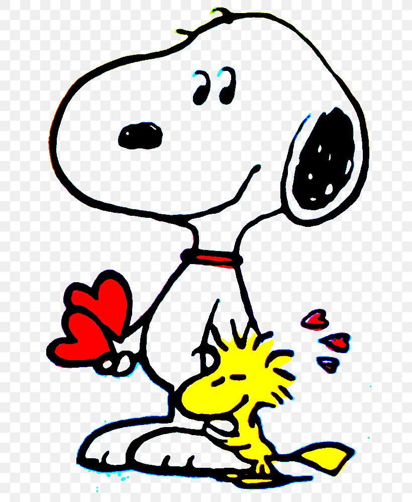 Snoopy Charlie Brown Art Peanuts