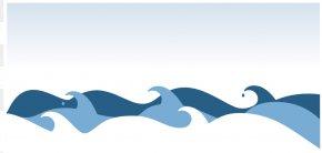Sea World Cliparts - Sea Ocean Wind Wave Clip Art PNG