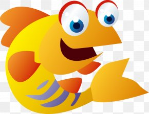 Fish - Fish Sticker Clip Art PNG