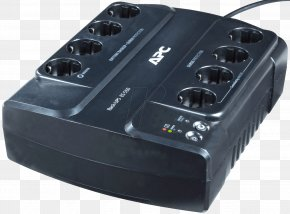 Ups - Power Converters UPS APC By Schneider Electric Mains Electricity Electronics PNG