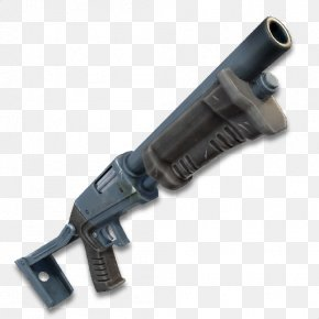 Assault Riffle - Combat Shotgun Firearm Weapon Fortnite PNG