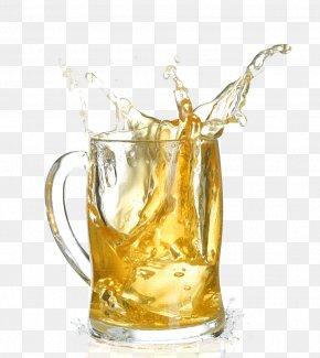 Beer Glasses - Beer Head Cocktail Brewing Drink PNG