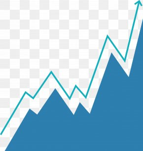 Blue Stock Market Analysis Chart - Chart Stock Market Finance Icon PNG