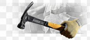 Dewalt Screwdriver - Framing Hammer Hand Tool DeWalt PNG