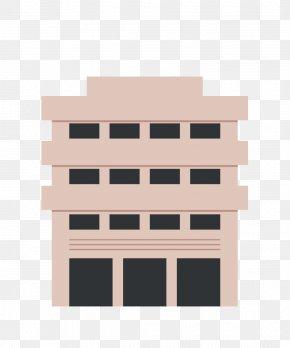 Building - Cafe Building Design PNG
