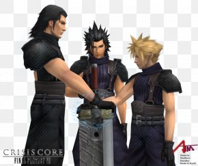 Crisis Core: Final Fantasy VII - Crisis Core: Final Fantasy VII Final Fantasy VII Remake Zack Fair Cloud Strife PNG