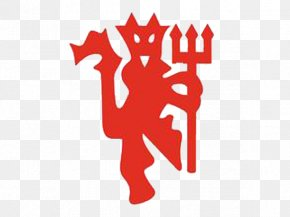 Paper-cut Doll - Old Trafford Manchester United F.C. Premier League Logo Decal PNG