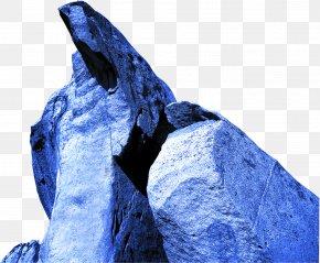 Simple Illustration Blue Stone Business - Download Illustration PNG