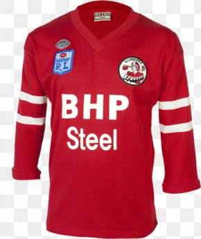 Retro Jerseys - National Rugby League Illawarra Steelers St. George Illawarra Dragons T-shirt Manly Warringah Sea Eagles PNG