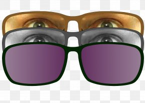 Glasses - Sunglasses Corrective Lens Eyewear Visual Perception PNG