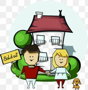 Cartoon House - House Stock Photography Clip Art PNG