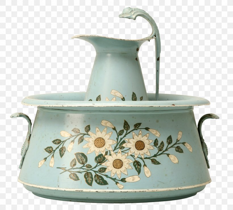 Antique Pitcher Bowl Bathroom Porcelain, PNG, 1400x1263px, Antique, Antique Furniture, Bathroom, Bowl, Ceramic Download Free