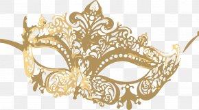 Gold Mask - Masquerade Ball The Scary Masks Masquerade Mask Craft Drawing PNG