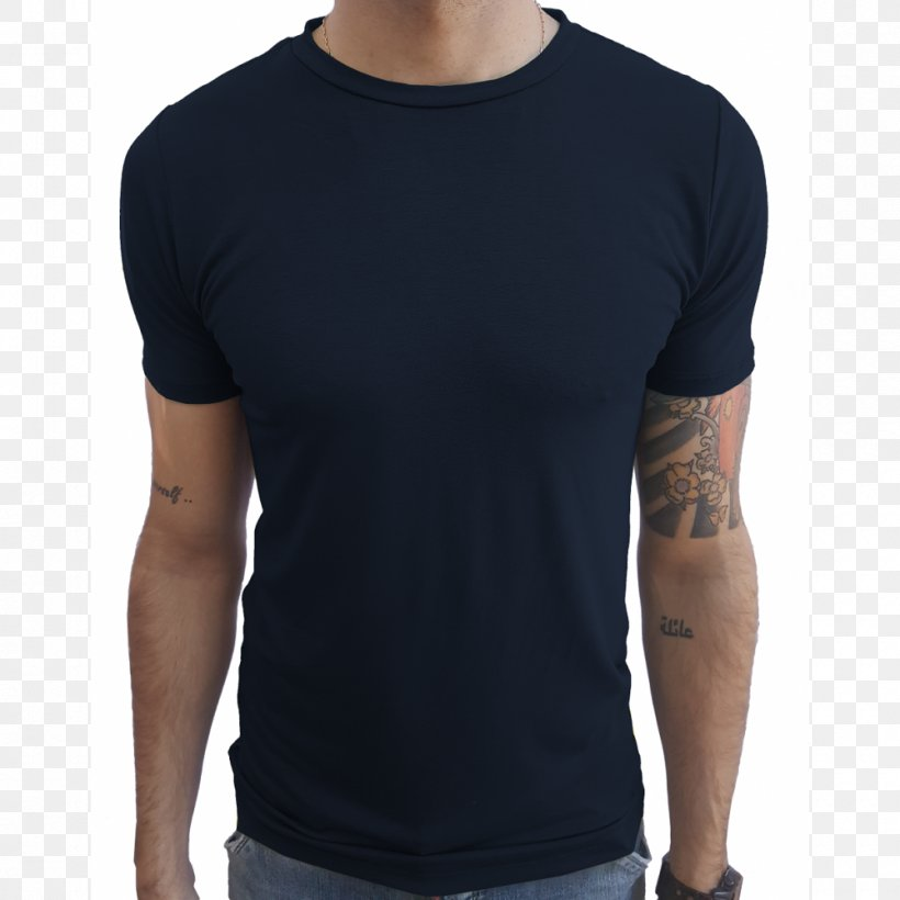 T-shirt Sleeve Clothing Collar, PNG, 1000x1000px, Tshirt, Active Shirt, Black, Blouse, Clothing Download Free