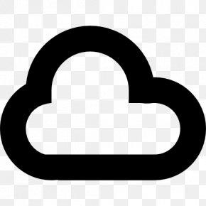 Cloud Computing - Internet Cloud Computing Symbol PNG