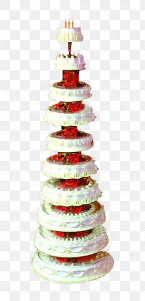 Five-layer Cake - Birthday Cake Layer Cake Wedding Cake Bxe1nh Cream PNG
