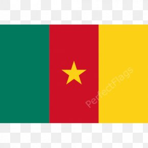 Exquisite Pattern Of Five Starred Red Flag - Flag Of Cameroon National Flag Flag Of Morocco PNG