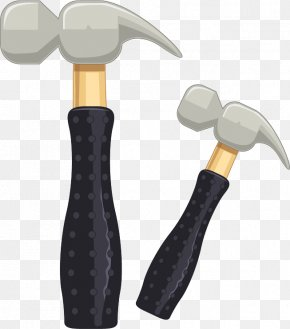 Hammer Tool Vector Material - Hammer Tool Euclidean Vector PNG