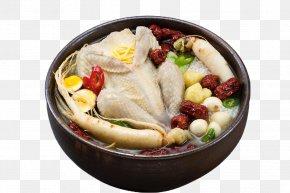 Chicken Soup - Chicken Soup Samgye-tang Korean Cuisine PNG