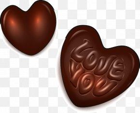 Black Chocolate Cake - Chocolate Truffle Chocolate Cake Praline PNG