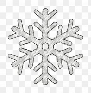 Snowflake Weather Icon - Snowflake Icon Snow Icon Weather Icon PNG