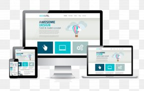 Web Design - Website Development Responsive Web Design Search Engine Optimization PNG