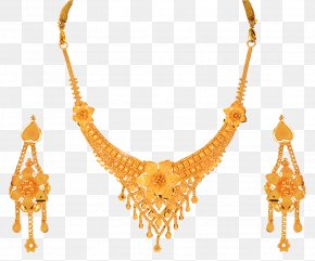 Gold Chain - Orra Jewellery Necklace Gold Jewelry Design PNG