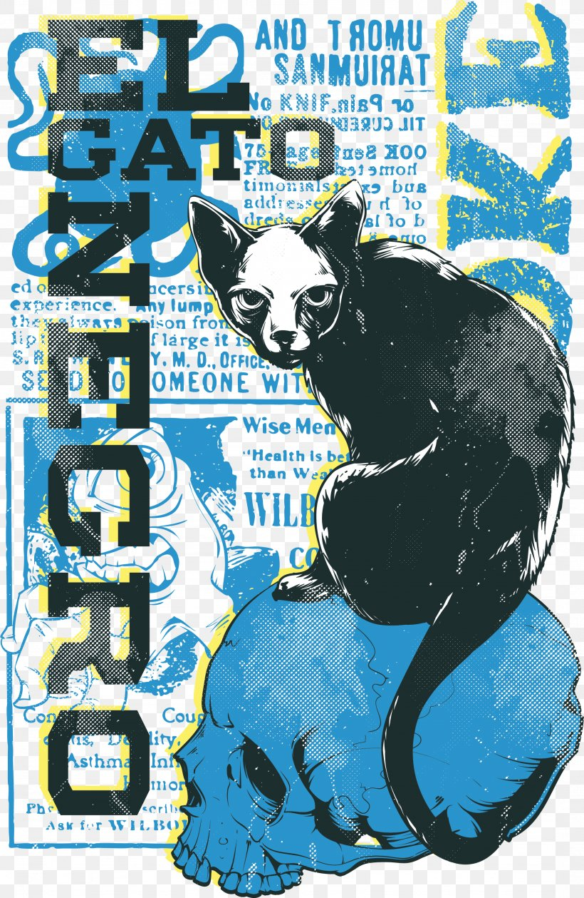 Printed T-shirt Printing Top, PNG, 2153x3307px, T Shirt, Advertising, Art, Black Cat, Cat Download Free