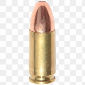 Bullets Image - Ammunition 9×19mm Parabellum Cartridge Bullet Pistol PNG