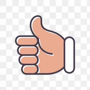 Mao - Finger Thumb Hand Drawing Clip Art PNG