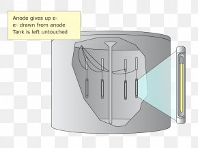 Water - Water Storage Cathodic Protection Storage Tank Water Tank Galvanic Anode PNG