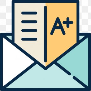 Mail - Grading Iconfinder Icon PNG