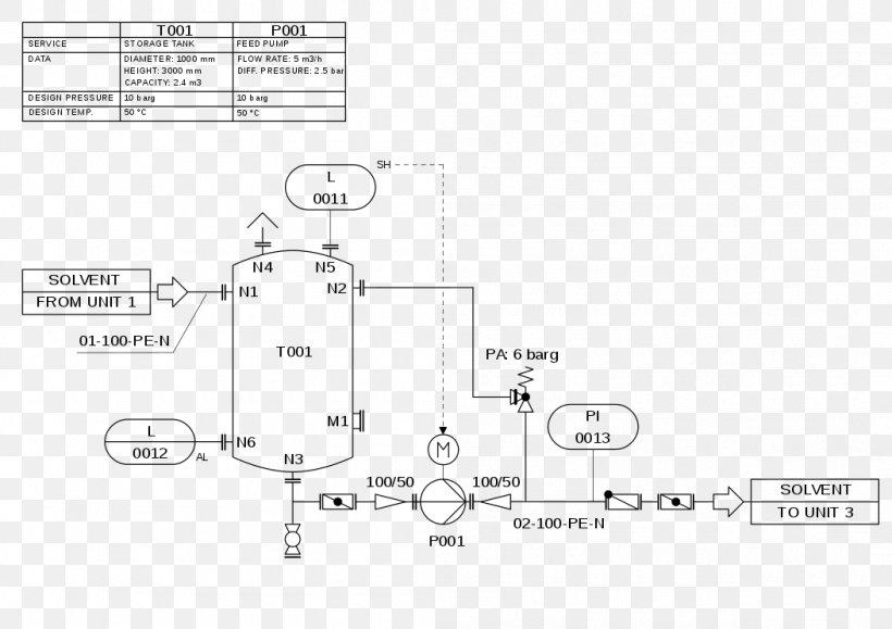 Piping And Instrumentation Diagram Process Flow Diagram, PNG, 1052x744px,  Piping And Instrumentation Diagram, Area, Auto Part,FAVPNG.com