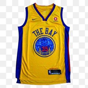 T-shirt - Golden State Warriors 2017–18 NBA Season T-shirt Sports Fan Jersey Basketball PNG