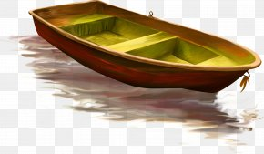 Paddle - Boat Canoe Ship PNG