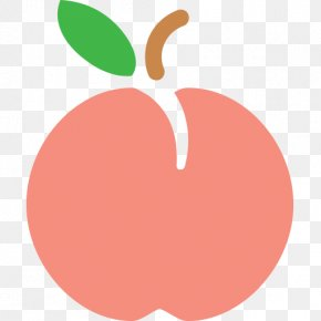 Peach - Emoji SMS Text Messaging Sticker Emoticon PNG