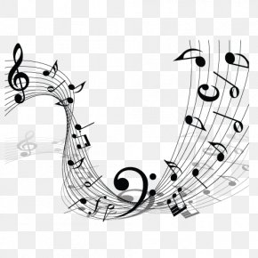 Musical Note - Musical Note Staff Clef PNG