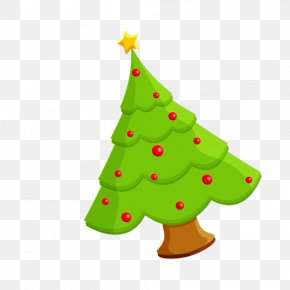 Christmas Tree - Christmas Tree Christmas Ornament PNG