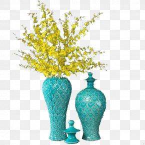 Aesthetic Fashion Vase Home - Vase Fashion PNG