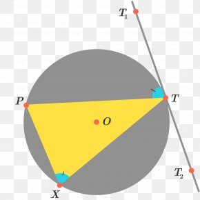 Circle - Circle Angle Point Tangent-secant Theorem Chord PNG