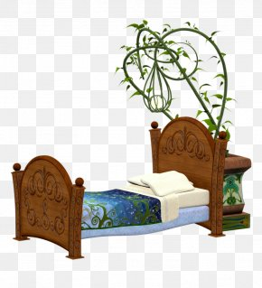 Bed - Bed Furniture Clip Art PNG