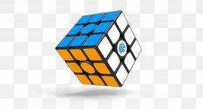 Rubik's - Rubik's Cube Jigsaw Puzzles Speedcubing PNG